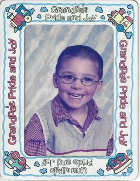 Connor-at 4-Grandpas pride
